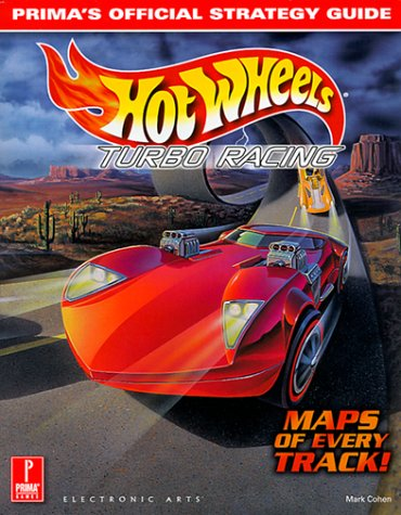 9780761522911: Hot Wheels Turbo Racing: Maps of Every Track!