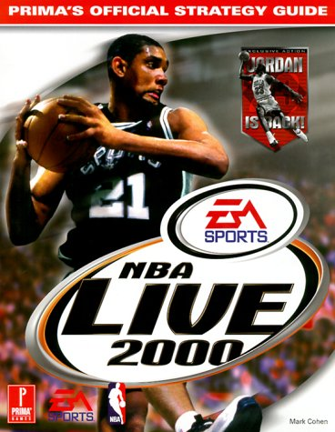 9780761522928: NBA Live 2000: Official Strategy Guide