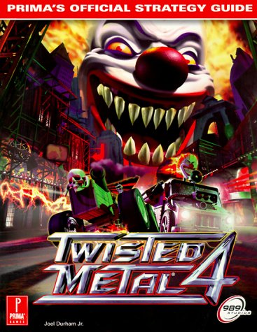 9780761523185: Twisted Metal 4: Prima's Official Strategy Guide