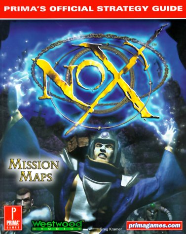 9780761523239: Nox (Prima's Official Strategy Guide)