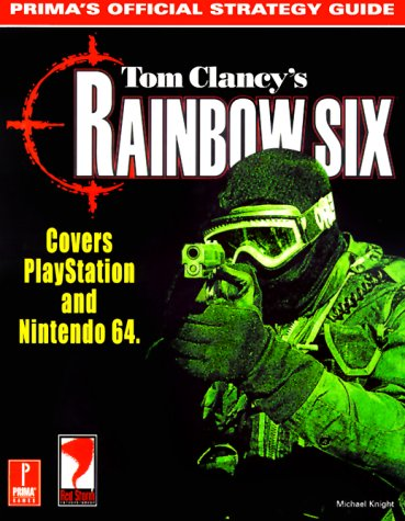 9780761523307: Tom Clancy's Rainbow Six: Prima's Official Strategy Guide