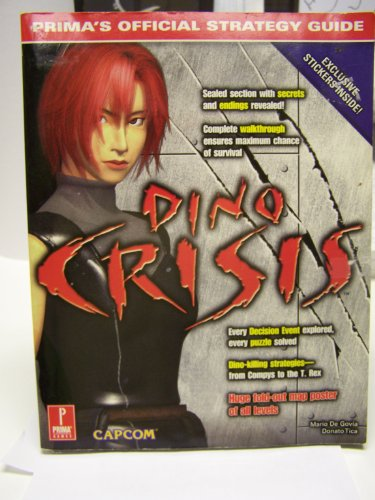 Dino Crisis W/Stickers for Babbages: Prima Publishing