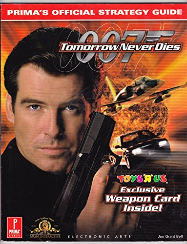 9780761523857: Tomorrow Never Dies W/Weapons Card for Tru