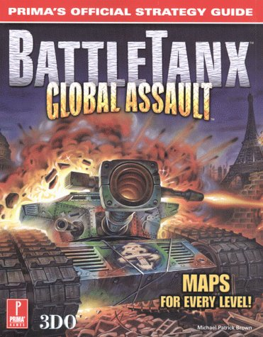 9780761524335: Battle Tanx II: Official Strategy Guide (Strayegy Guide)