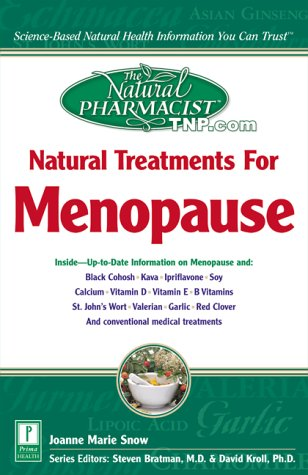 Natural Treatments for Menopause: Joanne Snow