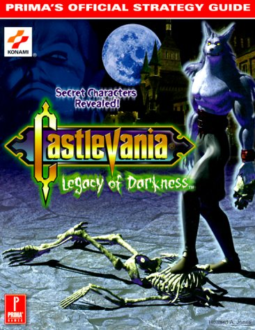 9780761525004: Castlevania: Official Strategy Guide: Special Edition
