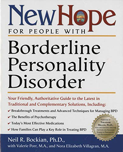 9780761525721: New Hope for People with Borderline Personality Disorder: Your Friendly, Authoritative Guide to the Latest in Traditional and Complementary Solutions