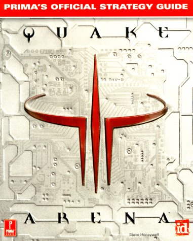 9780761525882: Quake III Arena: Official Strategy Guide