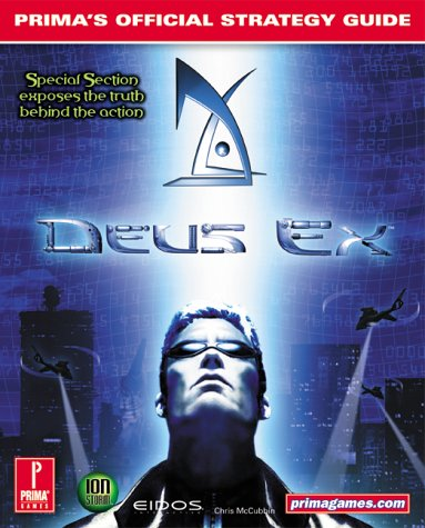 9780761526087: Deus Ex (Prima's Official Strategy Guide)