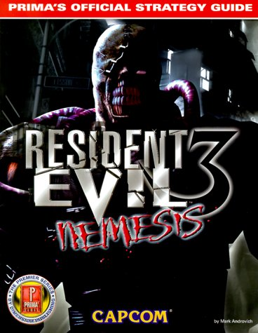 Resident Evil 3 Nemesis: Prima's Official Strategy Guide: Dimension Publishing