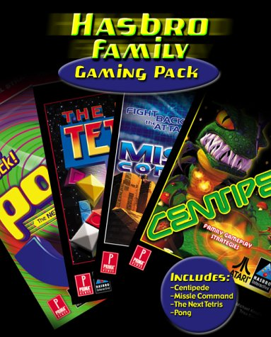 9780761526360: Hasbro's Family Gaming Pack: Prima's Official Strategy Guide