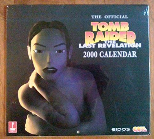 9780761526643: Tomb Raider 4 Calendar: 2000