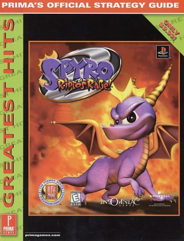 9780761526667: Spyro 2 : Ripto's Rage: Prima's Official Strategy Guide