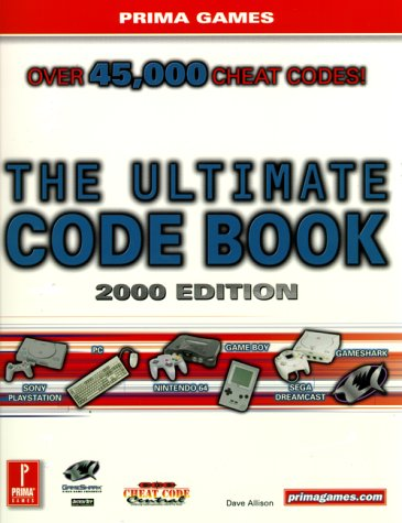 9780761527381: The Ultimate Code Book