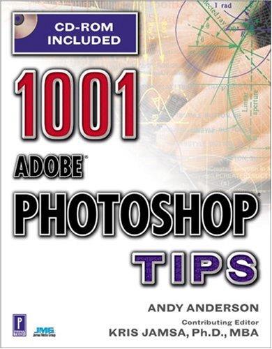 9780761527510: 1001 Photoshop Tips (Mac/Graphics)