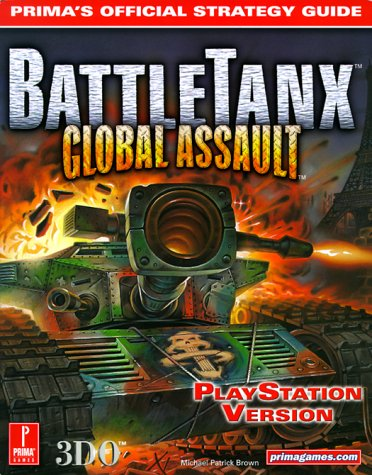 9780761527879: Battle Tanx Global Assault: Official Strategy Guide