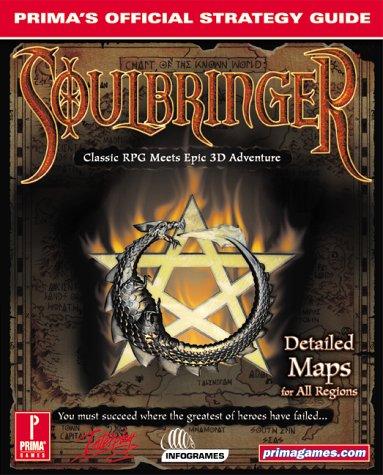 9780761527961: Soulbringer : Prima's Official Strategy Guide