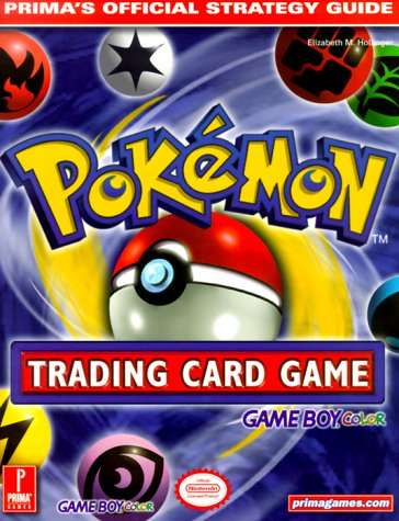9780761527985: Pokemon Trading Card Game (Game Boy Version) (Prima's Official Strategy Guide)