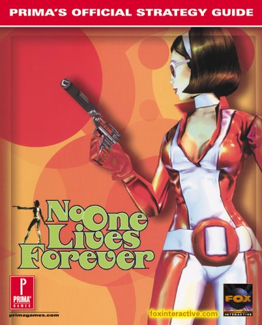 9780761528142: No One Lives Forever: Prima's Official Strategy Guide