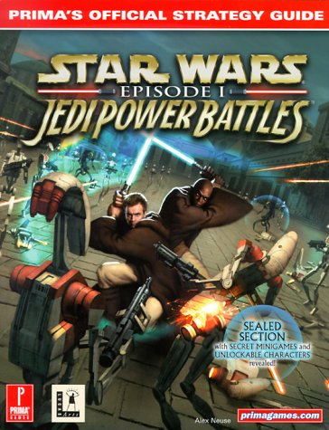 9780761528388: Star Wars: Episode 1 Jedi Power Battles : Prima's Official Strategy Guide