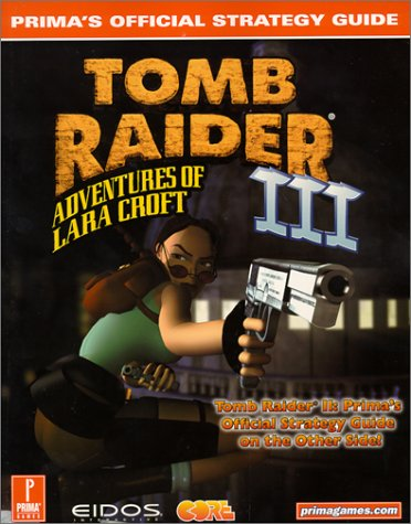 9780761528586: Tomb Raider II & III Flip Book (Prima's Official Strategy Guide)