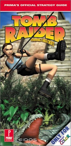 9780761528593: Tomb Raider for Game Boy Color: Prima's Official Strategy Guide