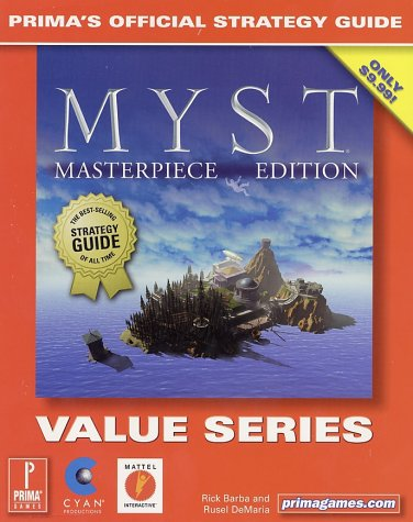 9780761528944: Myst: The Official Strategy Guide