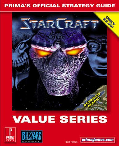 9780761528982: Starcraft (Value Series): Prima's Official Strategy Guide