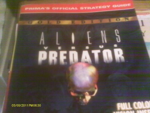 Aliens Versus Predator w/Special Cover for Fox: Prima