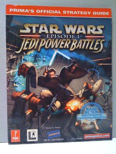 9780761529101: Star Wars Episode I: Jedi Power Battles