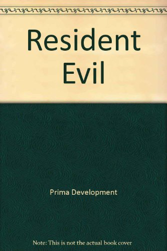 9780761529590: Resident Evil (Prima's Official Strategy Guide)