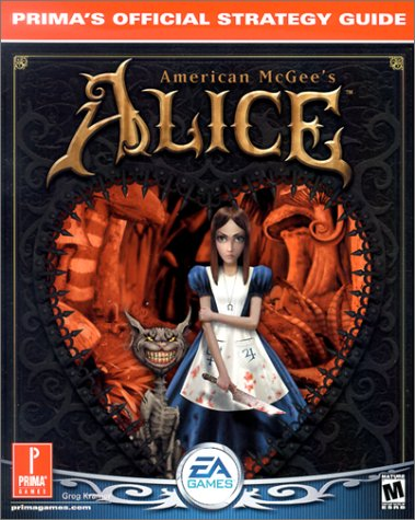 9780761529798: American McGee's Alice: Prima's Official Strategy Guide