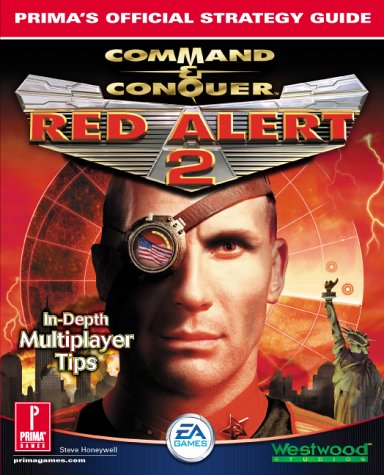 9780761529804: Command & Conquer Red Alert 2: Prima's Official Strategy Guide