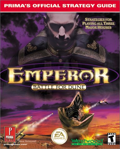 9780761529880: Emperor: Battle for Dune: Prima's Official Strategy Guide