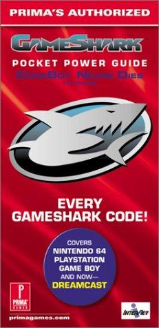 9780761529934: GameShark Pocket Power Guide (7th Edition): CodeBoy Never Dies