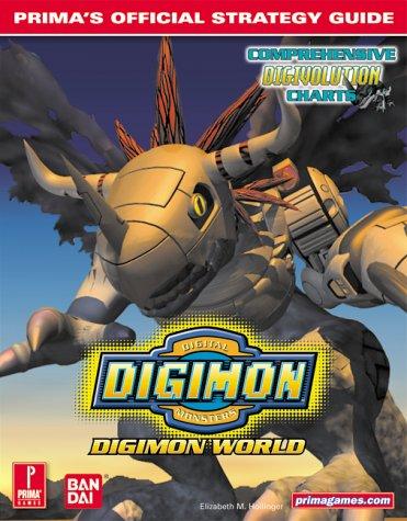 Digimon World: Prima's Official Strategy Guide: Hollinger, Elizabeth