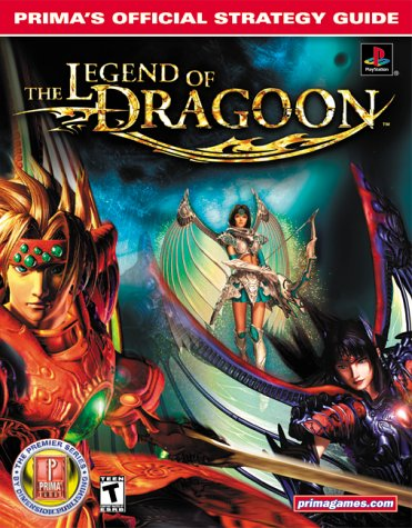 9780761530077: The Legend of Dragoon: Prima's Official Strategy Guide