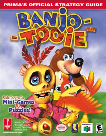 9780761530251: Banjo-Tooie: Prima's Official Strategy Guide
