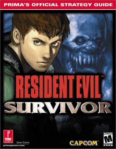9780761530312: Resident Evil Survivor: Prima's Official Strategy Guide