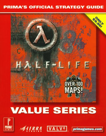 9780761530442: Half-Life (Value Series): Prima's Official Strategy Guide