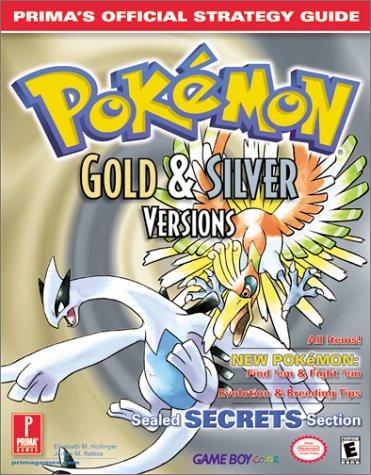 9780761530848: Pokemon Gold & Silver: Prima's Official Strategy Guide