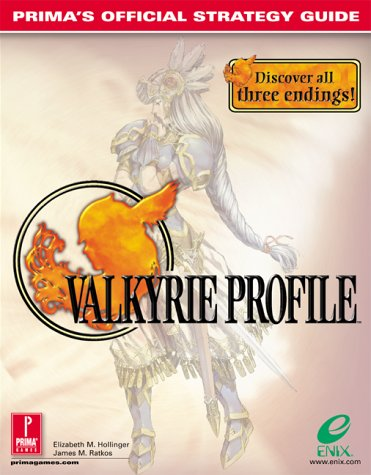 9780761531050: Valkyrie Profile: Prima's Official Strategy Guide