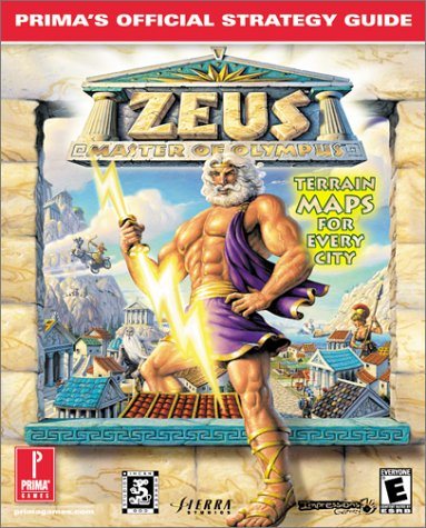 9780761531241: Zeus: Master of Olympus: Prima's Official Strategy Guide