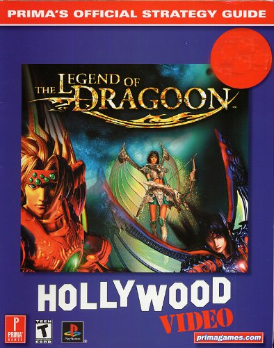 9780761531449: The Legend of Dragoon