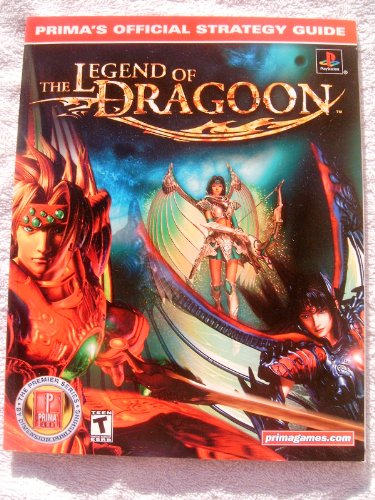 9780761531494: The Legend of Dragoon