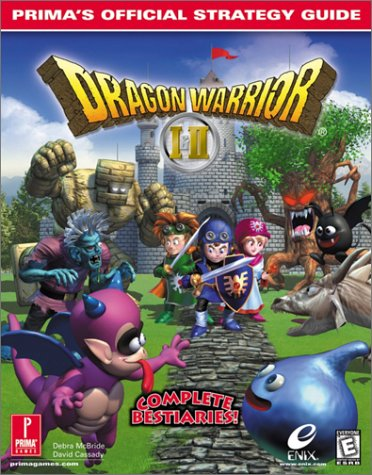 9780761531579: Dragon Warrior I & II (Prima's Official Strategy Guide)