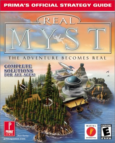 Real myst the adventure becomes real prima's official strategy.