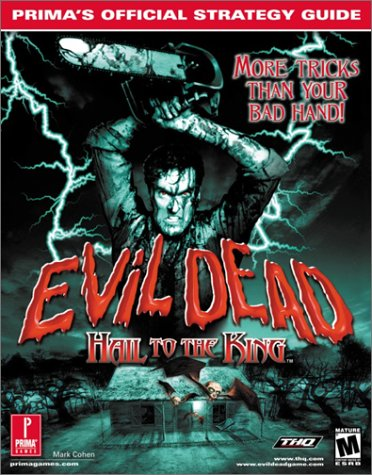 9780761531661: Evil Dead: Hail to the King - Official Strategy Guide (Prima's Official Strategy Guides)