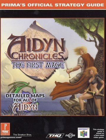 9780761531678: Aidyn Chronicles: The First Mage: Prima's Official Strategy Guide