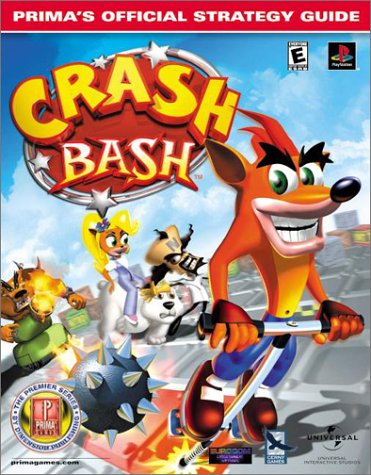 9780761531807: Crash Bash: Prima's Official Strategy Guide
